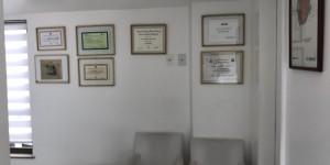 Sala de Espera - Oftalmologia Rio